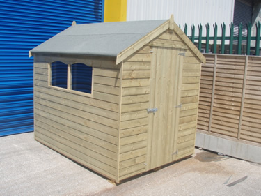 Garden Sheds Direct Has Introduced This Shed To Give Customers A Shed That  Give Them A Classic Shed At Very Attractive Price.